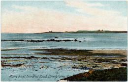 Misery Island From West Beach Beverly Farms Massachusetts -  United States - Etats-Unis