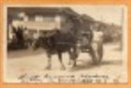 Guam 1930 Real Photo Postcard Mailed - Guam