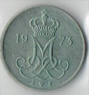 10  ØRE FROM 1973 - Denmark