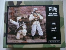 "- VERLINDEN - Figurines "" Assault ""- 1/35°- Réf 1541 - Figurines"