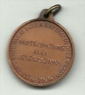 Italia - Medaglia Battaglia Di Legnano, - Altri