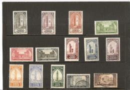 TIMBRES DE 1917 Gravés  N° 63 **   à   76 - Unused Stamps