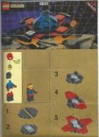 NOTICE LEGO : 6835 - Plans
