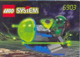 NOTICE LEGO : 6903 - Plans
