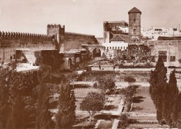 MAROC -  RABAT - Jardin Des Oudaias - Meknes