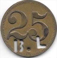 BL 25 - Professionals/Firms
