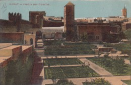 MAROC -  RABAT -  Jardin Des Oudaïas - Rabat