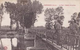 6s - 51 - Matouges - Marne - Le Pont - Chemin De Juvigny - Non Classés
