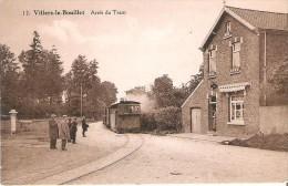 (D6 - 1 - ) Villers-le-Bouillet - Arrêt Du Tram - Villers-le-Bouillet
