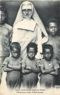 Pays Divers- Oceanie  - Ref E351- Papouasie -nouvelle Guinée - Missionary Sister Yule School - Carte Bon Etat  - - Papua Nuova Guinea