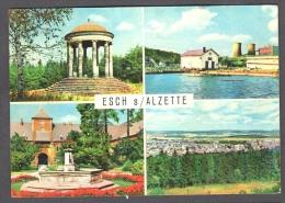 1964 ESCH SUR ALZETTE PROMENADES FG V SEE 2 SCANS - Esch-Alzette