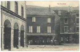 Lozère - Florac - Place De La Mairie - Florac
