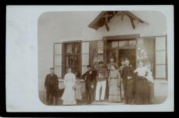 [001] Slovenska Bistrica - Windisch Feistritz (Poststempel), Geschäftslokal ~1905, Štajerska - Untersteiermark - Slovenia