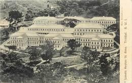 Pays Divers- Ref E339- Trinidad - Lunatic Asylum St Anns  - Carte Bon Etat   - - Trinidad