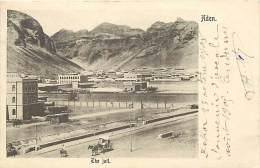 Pays Divers- Ref E337- Yemen - Aden - The Jail - La Prison   - Carte Bon Etat   - - Yémen