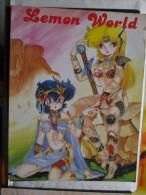 Bd Erotique Adulte Lemon World Images Manga Tbe En Italien - Livres, BD, Revues