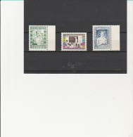 BELGIQUE - N° 842 A 844  - NEUF XX   ANNEE 1951     COTE : 25 € - Belgium