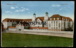 ALTE POSTKARTE BEUTHEN KRÜPPEL-HEIM Bytom Bytom Schlesien Cpa Postcard AK Ansichtskarte - Schlesien