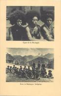 Pays Divers- Ref E317- Papouasie -guinée- Types De La Montagne -carte Bon Etat - - Papua Nuova Guinea