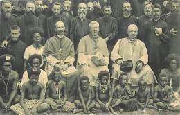 Pays Divers- Ref E316- Papouasie -guinée- Yule -jubile Episcopal De Monseigneur De Boismenu  -carte Bon Etat - - Papua Nuova Guinea