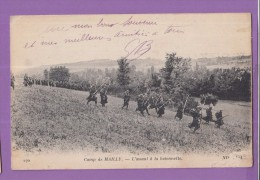 10 Camp De Mailly Assaut à La Baïonnette - Maniobras