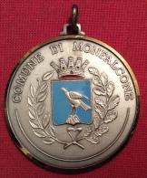 MEDAGLIA  COMUNE DI MONFALCONE INAUGURAZIONE CAMPI DA TENNIS VIA PACINOTTI E VERDE VIA BOITO - 1983  - D.4 - In Astuccio - Professionals/Firms