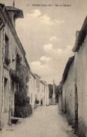 FROSSAY - Rue Du Calvaire - Frossay