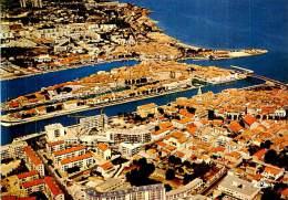 Belle  Cpsm   -    Martigues  -    Vue Générale Aérienne ,l 'Ile , L 'Etang De Berre   AC740 - Martigues