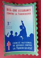 - COMITE NATIONAL DE DEFENSE CONTRE LA TUBERCULOSE -  BCG = UNE ASSURANCE CONTRE LA TUBERCULOSE - - Erinnofilia