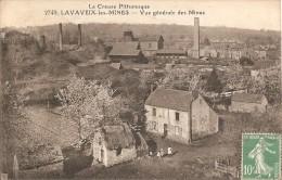 23  Creuse  :   LAVAVEIX-les-MINES   Vue Générale Des Mines           Réf  759 - France