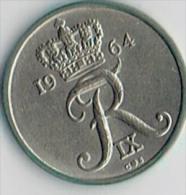 25 ØRE FROM 1964 - Denmark