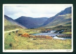 IRELAND  -  Bundarragha River Near Delphi  Used Postcard As Scans - Mayo