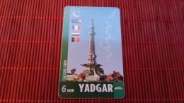 Prepaidcard Yadgar 6 Euro Belgium Used Rare - Belgium