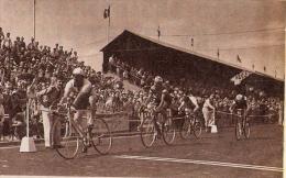 CAEN Circuit De La Prairie Tour De France 1956 - Vieux Papiers