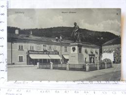 CPA AUTRICHE - SALZBURG - Mozart Denkmal - Salzburg Stadt
