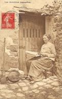 Vie à La Ferme: Les Dernières Nouvelles - 2e Série N°12 - Carte C. Malcuit - Bauernhöfe