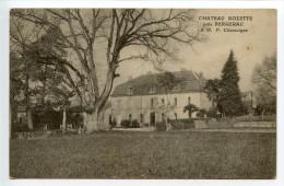 Château Rozette Près Bergerac - Autres Communes