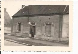 45 CERCOTTES  Photo Occupation Allemande 1940/1944 - Photos