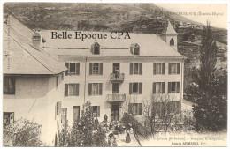 05 - CHATEAUROUX - Château Saint-Irénée - Pension Bourgeoise - Louis ARMAND +++ Lambert, Gap / Phot., Perrin ++++++ RARE - France