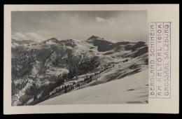 [002] Großarl, Bergland Schiheim, Gel. Um 1940, Pongau, Fred Oswald-Karte 935 - Grossarl