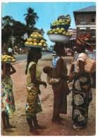 NIGERIA-LAGOS ORANGE HAWKERS - Nigeria