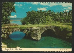 GUAM Agana Spanish Bridge At Agat Pacific - Guam