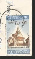 THAILAND Marble Temple Bangkok 1972 - Tailandia