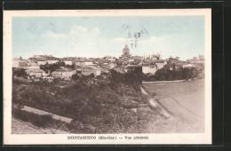 CPA Montastruc, Vue Générale - Francia
