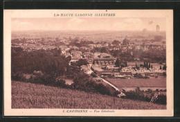 CPA Carbonne, Vue Générale - Frankreich