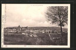 CPA Aurignac, Vue Générale Du Sud - France