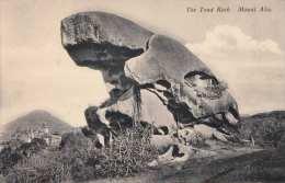 The Taod Rock - Mount Abu (Rajasthan - INDIA), Alte Karte - Indien