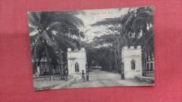 > Philippines  Gate At Jolo === == 2156 - Filipinas