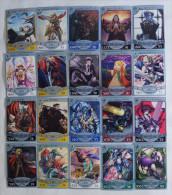 Yuukyuu No Sharin ( Eternal Wheel ) :  20 Japanese Trading Cards - Trading Cards