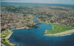 AMERIQUE---ANTILLES--CUBA--airplane View Of Almendares River--voir 2 Scans - Cuba
